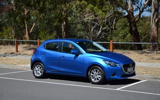 mazda petrol action auto express review