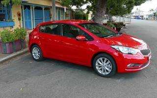 2015 Kia Cerato S Premium Review