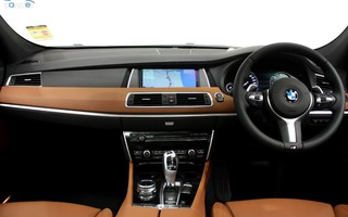 2014 BMW 5 20d GT Luxury Line Review
