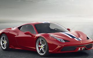 2015 Ferrari 458 Italia Review
