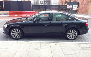 2013 Audi A4 2.0 TFSI Quattro Review