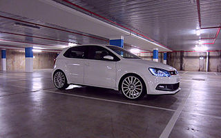 2013 Volkswagen Polo GTi Review