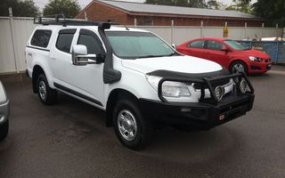 2015 Holden Colorado Ls Review