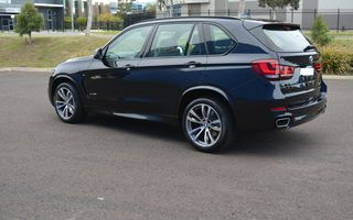 2014 BMW X5 XDrive 50i Review
