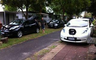 2012 Nissan Leaf Review