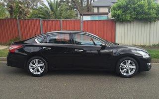 2015 Nissan Altima ST L Review