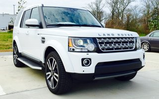 2015 Land Rover Discovery 4 3.0 Sdv6 Hse Review