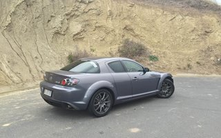 2006 Mazda Rx-8 Revelation Review