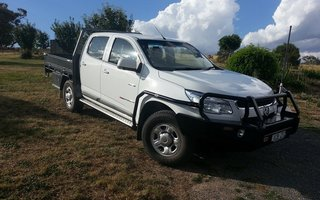 2014 Holden Colorado Lx (4x4) Review