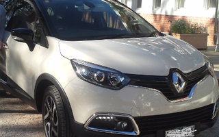 2015 Renault Captur Dynamique Review