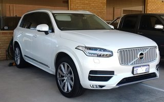 2015 Volvo Xc90 T6 2.0 Inscription Review