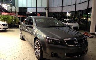 2013 Holden Caprice V Review