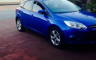 2014 Ford Focus TREND Review