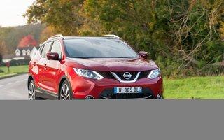 2014 Nissan Qashqai ST (4x2) Review