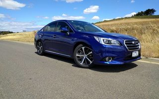 2016 Subaru Liberty 3.6r Review