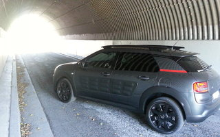 2016 Citroen C4 Cactus Exclusive 1.2i Puretech Review