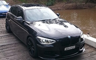 2014 BMW 1 M135i Review