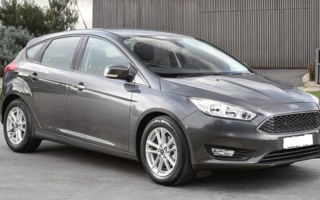 2016 Ford Focus TREND Review