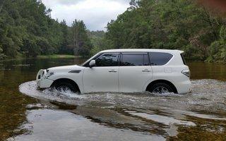 2013 Nissan Patrol Ti-L (4x4) Review
