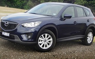 2015 Mazda CX-5 Maxx Sport (4x2) Review