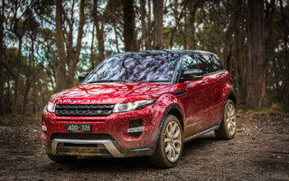 Range Rover Evoque Sd Dynamic Review