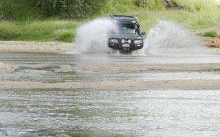 2001 Nissan Patrol Ti (4x4) Review