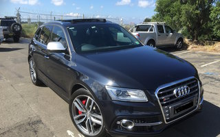 Audi SQ TDI Quattro Review CarAdvice - Audi sq5 review