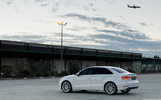2016 Audi A3 1.4 TFSI Attraction Cod Review
