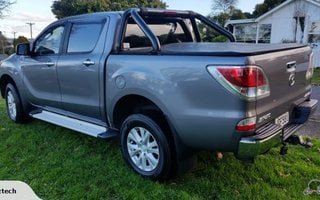2013 Mazda BT-50 GT (4x4) Review