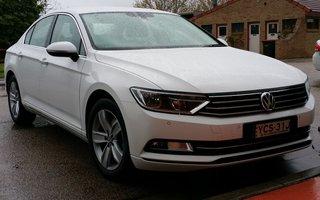 2016 Volkswagen Passat 132 TSI Review