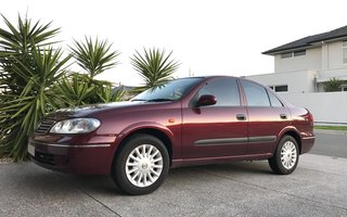 2005 Nissan Pulsar ST-L Review