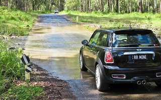 2012 Mini Cooper S Goodwood Review