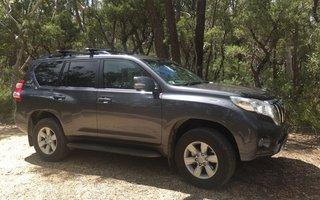 2016 Toyota Landcruiser Prado GXL (4x4) Review