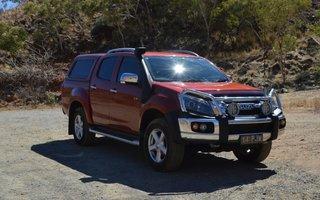 2014 Isuzu D-MAX LS-Terrain High-Ride (4x4) Review