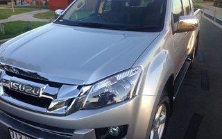 2015 Isuzu D Max Ls U Hi Ride 4 4 Review Caradvice