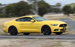 2016 Ford Mustang 2.3 GTDI Review