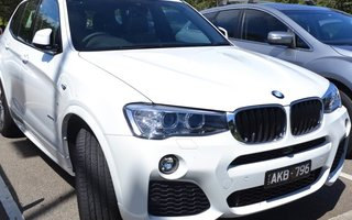 2016 BMW X3 xDrive 20i Review