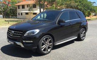 Marvelous 2014 Mercedes Benz ML350 CDI BLUETEC (4x4) Review