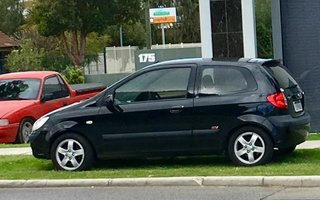 2008 Hyundai Getz 1.6 Sxi Review