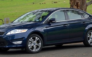 2012 Ford Mondeo Zetec review