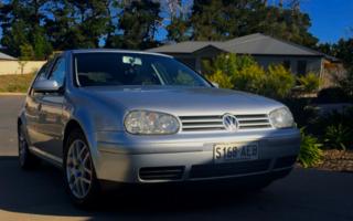2003 Volkswagen Golf GTi review