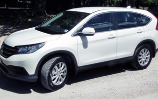2013 Honda CR V VTi (4x4) Review