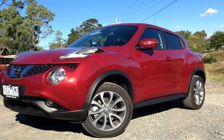 2015 Nissan Juke Ti-S (AWD) Review