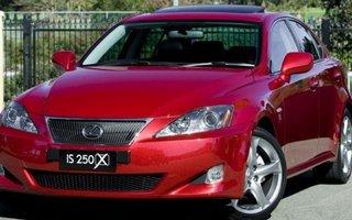 2008 Lexus IS250 X Review