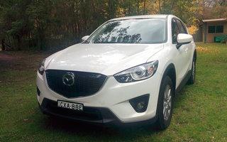 2014 Mazda CX-5 Maxx Sport (4x2) Review