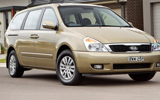 2013 Kia Grand Carnival S review