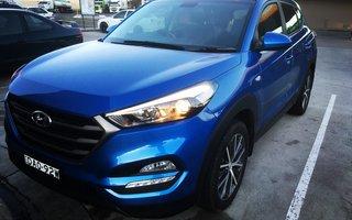 2015 Hyundai Tucson Active X (FWD) review