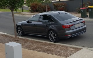 2016 Audi A4 2.0 TFSI quattro S Tronic review