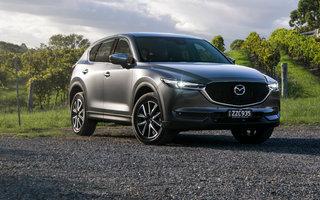 2017 Mazda CX 5 GT Review