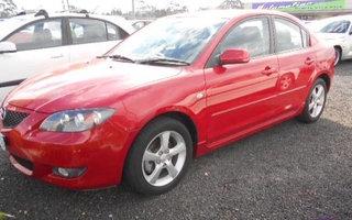 2005 Mazda 3 Neo review